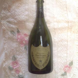 ドンペリニヨン(Dom Pérignon)のドンペリ ビンテージ  2000  空容器(シャンパン/スパークリングワイン)