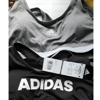 アディダス(adidas)のアディダススポーツブラ&ショーツセット(ブラ&ショーツセット)