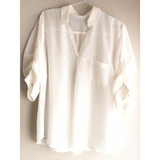 ハニーズ(HONEYS)のシンプルシャツ(シャツ/ブラウス(長袖/七分))
