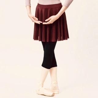 CHACOTT - 【新品タグ付】チャコット スパッツ付きスカート