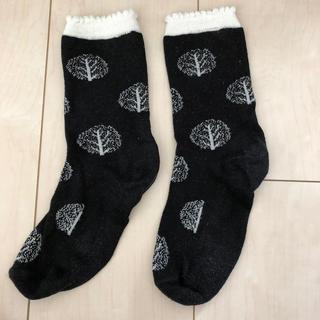 ミナペルホネン(mina perhonen)のhacu cabbage 靴下(ソックス)