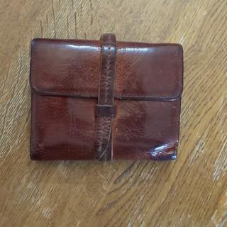 ゲンテン(genten)の二つ折り財布 本革(折り財布)