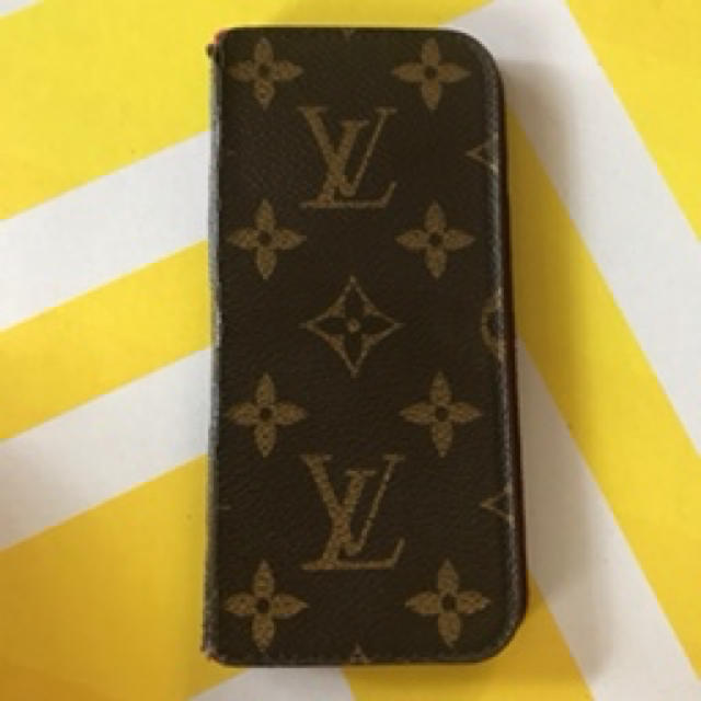 LOUIS VUITTON - ルイヴィトン iPhone6カバーケース の通販