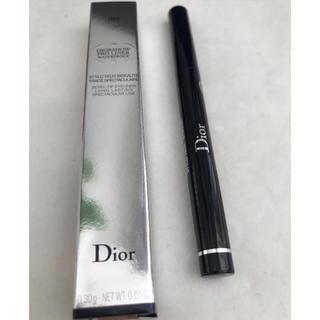 ディオール(Dior)のディオール アイライナー 092 ブラック  送料込(アイライナー)