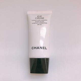 シャネル(CHANEL)のシャネル CC クリーム N 21 ベージュ(BBクリーム)