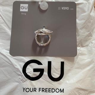 ジーユー(GU)のGU(リング(指輪))
