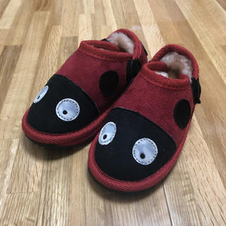 エミュー(EMU)の最終値下げ!エミュー 日本未発売 てんとう虫 ムートン(ブーツ)