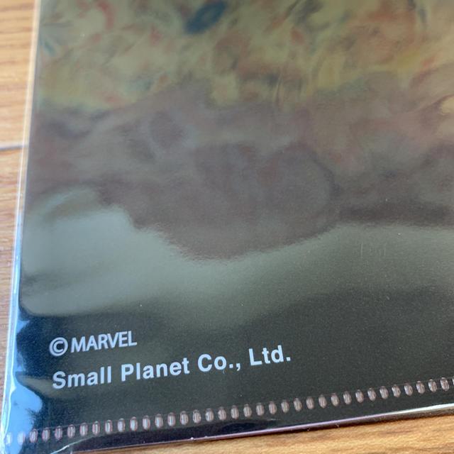A4 クリアファイル 新品未使用 2枚 エンタメ/ホビーのアニメグッズ(クリアファイル)の商品写真