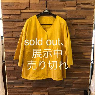 チュニック sold out。(チュニック)