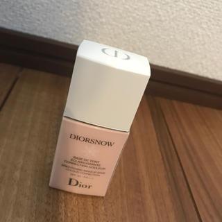 クリスチャンディオール(Christian Dior)のDIOR スノーメイクアップベース ローズ(化粧下地)