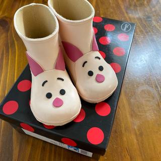 ダイアナ(DIANA)のダイアナ❤︎ディズニー ピグレット 長靴 14センチ(長靴/レインシューズ)