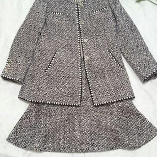 シャネル(CHANEL)のご確認画像 シャネル ツイードスーツ(ひざ丈スカート)