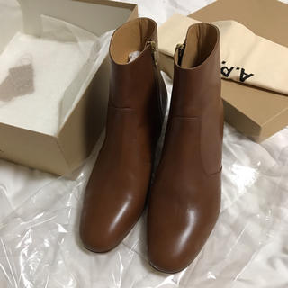 a.p.c. Joey boots 新品未使用