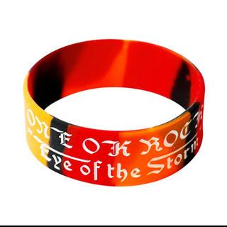 ワンオクロック(ONE OK ROCK)のワンオク ラバーバンド ワンオクロック one ok rock(ブレスレット/バングル)