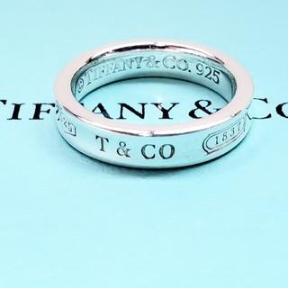 ティファニー(Tiffany & Co.)の正規品 ティファニーリング 1837 ナローリング 6号(リング(指輪))