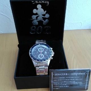 ディズニー(Disney)のDisney腕時計 ミッキー80years of magic(腕時計(アナログ))