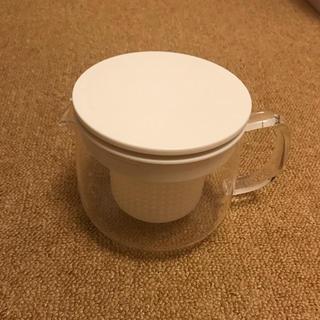 ムジルシリョウヒン(MUJI (無印良品))の【無印用品】ガラス素材耐熱ティーポット(食器)