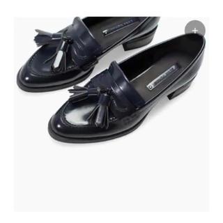 ザラ(ZARA)のZARA Woman タッセルローファー(ローファー/革靴)