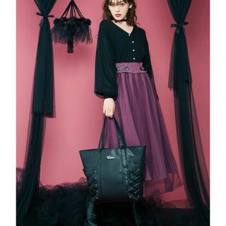 イートミー(EATME)のEATME♡チュールスカート(ロングスカート)