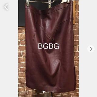 ビーシービージーマックスアズリア(BCBGMAXAZRIA)のBGBG☆秋スカート(ロングスカート)