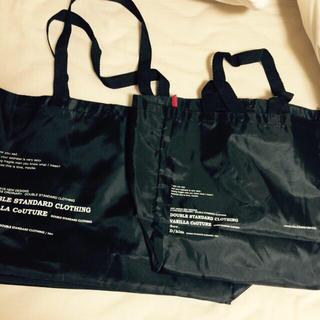ダブルスタンダードクロージング(DOUBLE STANDARD CLOTHING)のショップ袋(その他)