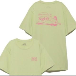 エックスガール(X-girl)のX-girl x WIND AND SEA 新品 Tシャツ(Tシャツ(半袖/袖なし))