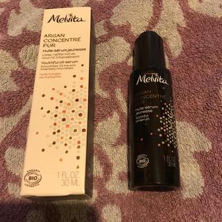 メルヴィータ(Melvita)のmelvita コンセントレイトピュアオイルセラム オイル美容液 30ml(美容液)