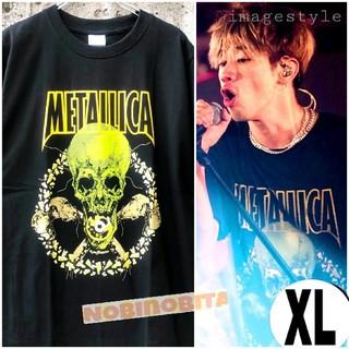 ワンオクロック(ONE OK ROCK)のXL◇METALLICA  NOLEAFCLOVER Tシャツ(Tシャツ/カットソー(半袖/袖なし))
