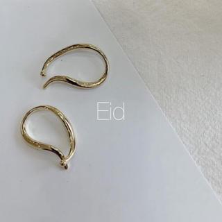 フリークスストア(FREAK'S STORE)のHoop gold earcuff No.165(イヤーカフ)