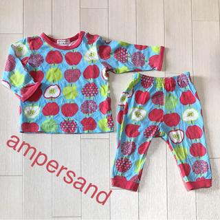 アンパサンド(ampersand)のAMPERSAND パジャマ 80cm(パジャマ)