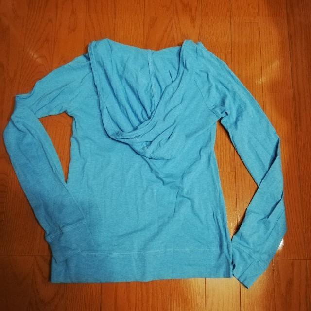 CONVERSE(コンバース)のCONVERSE フード付きロンT レディースのトップス(Tシャツ(長袖/七分))の商品写真