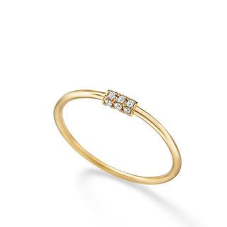 アーカー(AHKAH)のアーカー ピンキーリング (リング(指輪))