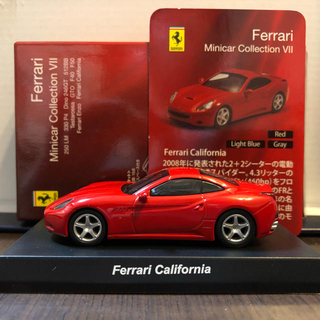 Ferrari - 1/64 京商 フェラーリ カリフォルニア