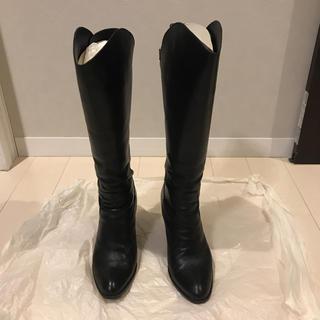 エレガンスヒミコ(elegance卑弥呼)の卑弥呼 ロングブーツ 黒(ブーツ)