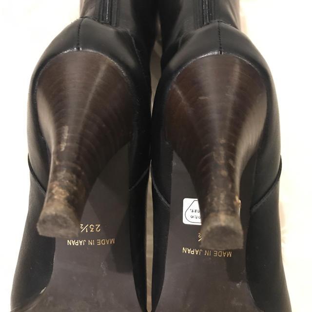 elegance卑弥呼(エレガンスヒミコ)の卑弥呼 ロングブーツ 黒 追加画像 レディースの靴/シューズ(ブーツ)の商品写真