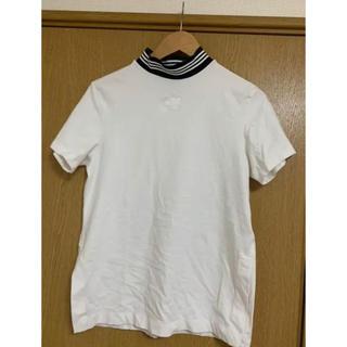 アディダス(adidas)のadidas originals ハイネック Tシャツ(Tシャツ(半袖/袖なし))