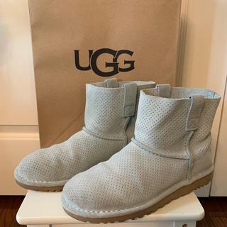 アグ(UGG)のUGG ブーツ 22 メッシュ  アグ スエード(ブーツ)