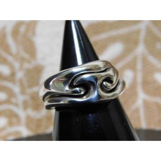 Maori トライバルデザインリング セパレートタイプ 11号(リング(指輪))