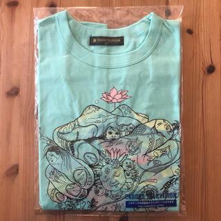 アラシ(嵐)の24時間テレビ42 チャリTシャツ 2019 ミント SS(Tシャツ(半袖/袖なし))