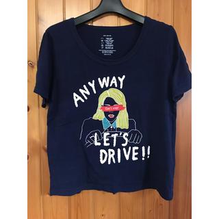 スライ(SLY)のSLY プリント Tシャツ(Tシャツ(半袖/袖なし))