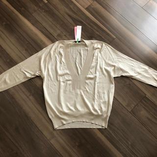 デプレ(DES PRES)の格安♡訳あり♡デプレの薄手セーター(ニット/セーター)
