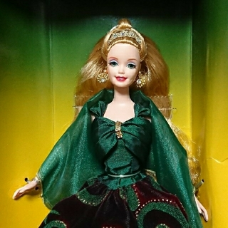 バービー(Barbie)のバービー人形☆1996年エメラルド エンチャントメント(その他)