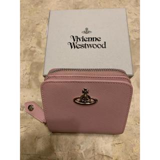 ヴィヴィアンウエストウッド(Vivienne Westwood)のVivienne Westwood 二つ折り財布(財布)