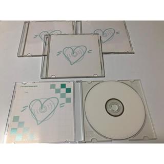 ミツビシ(三菱)の未使用/DVD-R 4枚 ケース付き/120分映像用/インクジェットプリンタ対応(日用品/生活雑貨)