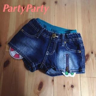 ロイヤルパーティー(ROYAL PARTY)の【110】パーティパーティ デニム ショートパンツ ズボン(パンツ/スパッツ)