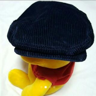 ポロラルフローレン(POLO RALPH LAUREN)のPOLO コーデュロイハンチング(ハンチング/ベレー帽)