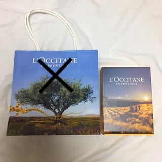 L'OCCITANE - ロクシタン ギフトボックス ショッパー