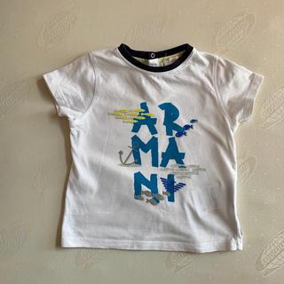 アルマーニ(Armani)のアルマーニ ベイビー Tシャツ(Tシャツ)
