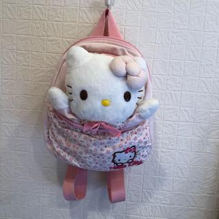 ハローキティ(ハローキティ)のキティーちゃん♡リュック(リュックサック)