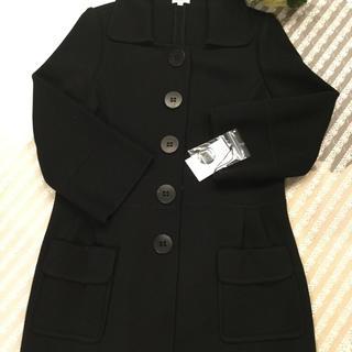 フォクシー(FOXEY)のフォクシー★42ニットジャケット  コート美品(ニットコート)